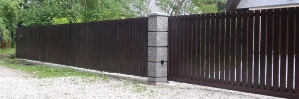 Puitaiad, piirdeaiad, väravad