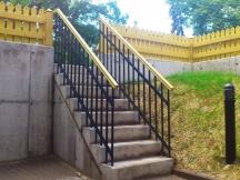 Kortermaja trepipiire