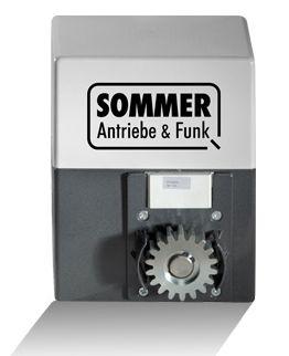 Sommer tööstuslik väravaautomaatika liugväravale
