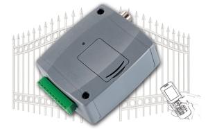 Väravaautomaatika juhtimise GSM moodul