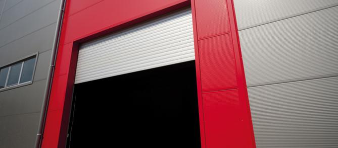 Tööstuslikud garaažiuksed