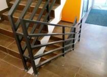 Metallitööd, trepipiire