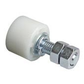 Ülemine juhtrullik 40 mm (nailon)