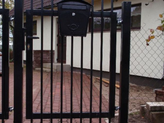 Jalgvärav metallaed väravad
