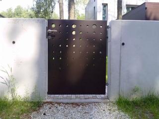 Jalgvärav metallaiad väravad