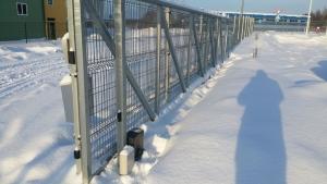 Liugvärav, väravaautomaatika, väravad