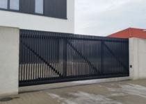 Liugvärav metallist, väravad, aia ehitus, Tallinn