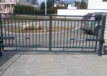 Väravaautomaatika värvitud korpusega