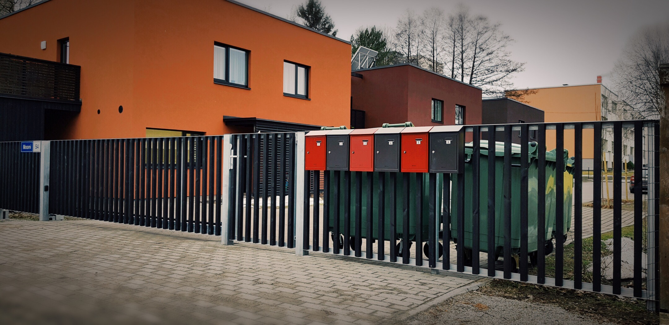 Puitaed, liugvärav, sommer väravaautomaatika