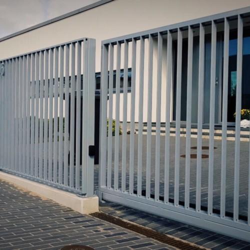 Metallaed, liugvärav, metallväravad, väravaautomaatika