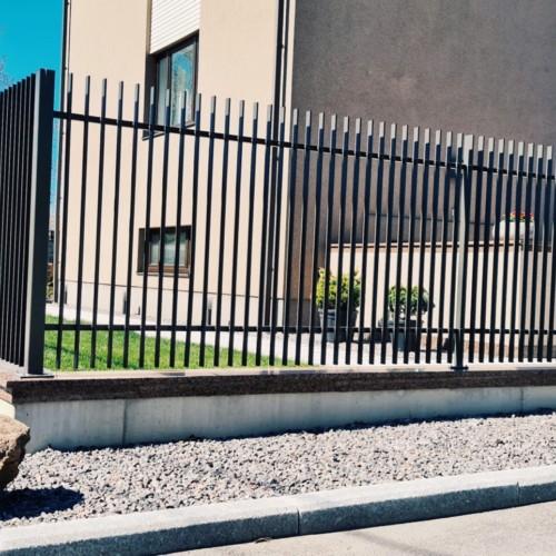Aia ehitus, metallaed, värav, aiaväravad, väravaautomaatika